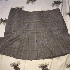 Dresses & Skirts - Korean plaid mini skirt